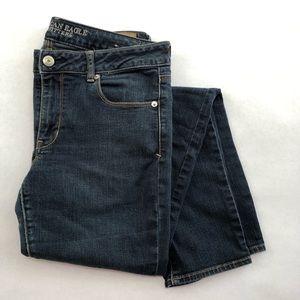 ✨HP✨ AEO • Super Skinny Jeans • 12 Long